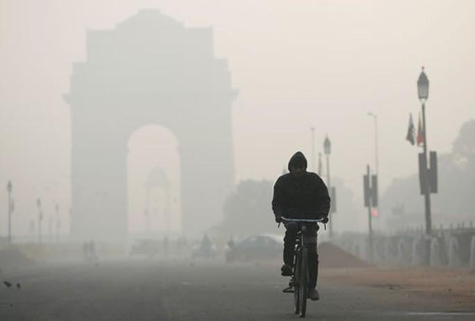 Ô nhiễm không khí - hiểm họa bị phớt lờ tại châu Á - Ảnh 1.