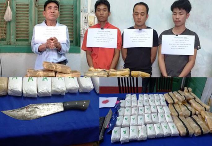 Quảng Bình: Thu giữ 110.000 viên ma túy - Ảnh 1.