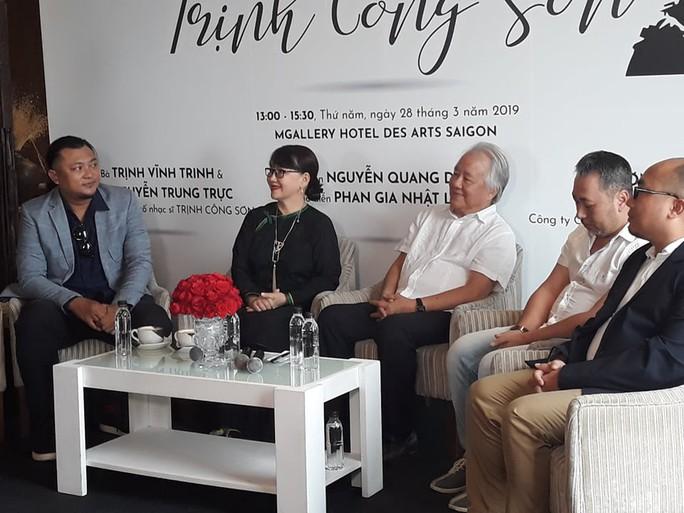 Phan Gia Nhật Linh và Nguyễn Quang Dũng đưa Trịnh Công Sơn lên màn ảnh - Ảnh 3.