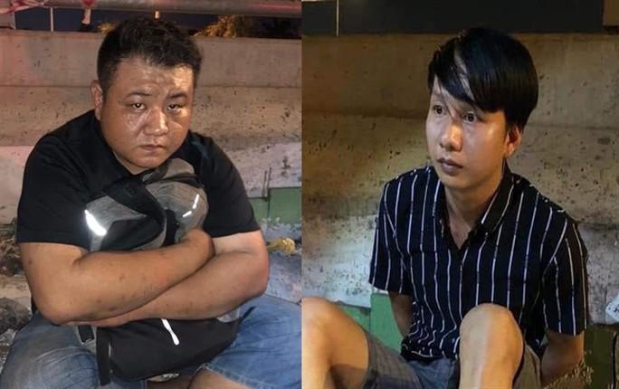 Lộ diện 4 tên trùm đường dây 895 bánh heroin bị bắt tại TP HCM - Ảnh 2.