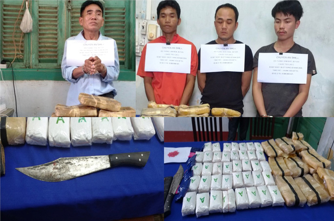 Trao thưởng Ban Chuyên án phá đại án khủng 110.000 viên ma túy - Ảnh 3.