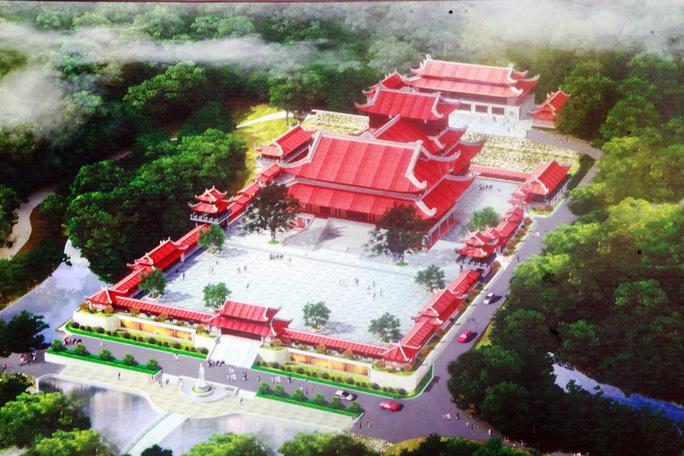 Ba Vàng từng khởi công khu tâm linh ngàn tỉ ở Quảng Nam - Ảnh 1.