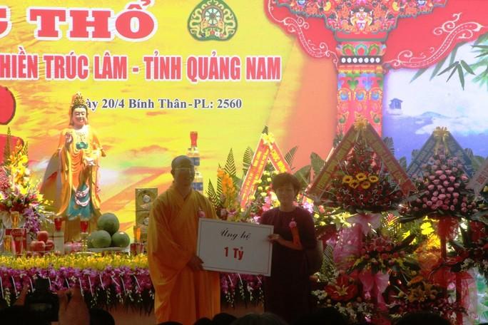 Ba Vàng từng khởi công khu tâm linh ngàn tỉ ở Quảng Nam - Ảnh 3.