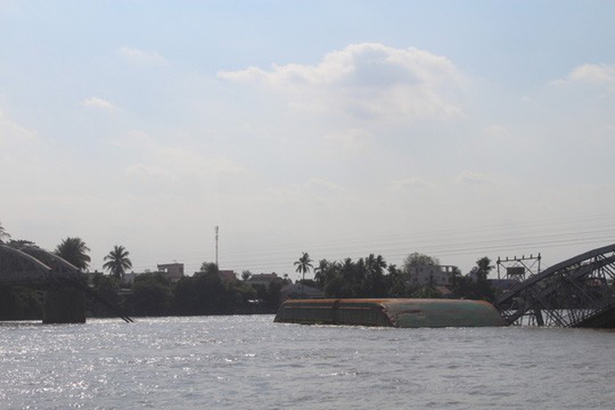 Sau 3 năm đau khổ, cầu Ghềnh được định giá hơn 14 tỉ đồng - Ảnh 1.
