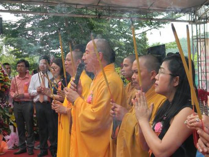 Ba Vàng từng khởi công khu tâm linh ngàn tỉ ở Quảng Nam - Ảnh 2.