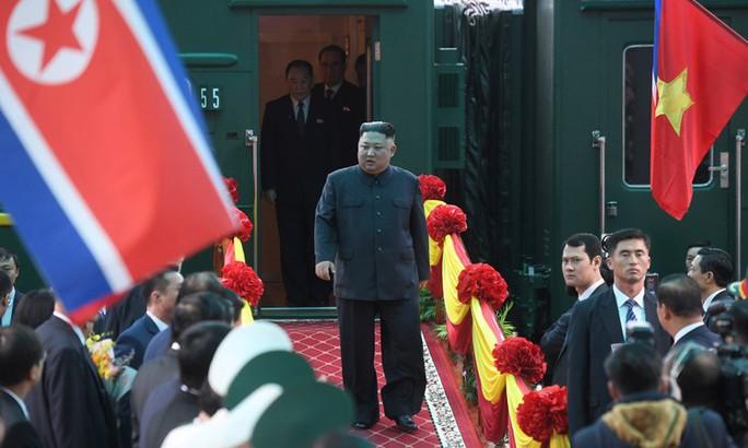 Triều Tiên có thể làm tour du lịch mô phỏng chuyến tàu của Chủ tịch Kim Jong-un tới Đồng Đăng - Ảnh 1.