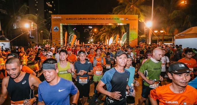 Rộn ràng Giải Marathon quốc tế Manulife Đà Nẵng 2019 - Ảnh 1.