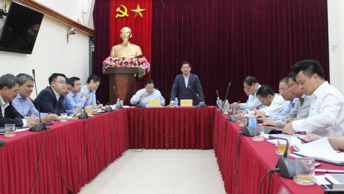 Báo cáo Thủ tướng việc VEC phớt chỉ đạo của Bộ Giao thông Vận tải sau khi rời bộ - Ảnh 1.