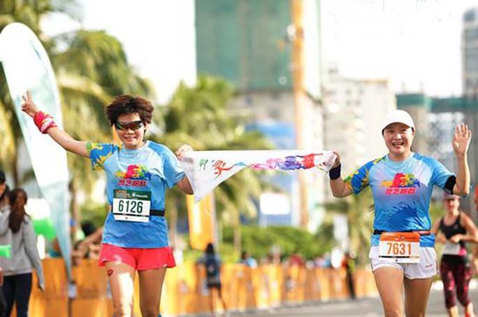 Rộn ràng Giải Marathon quốc tế Manulife Đà Nẵng 2019 - Ảnh 5.