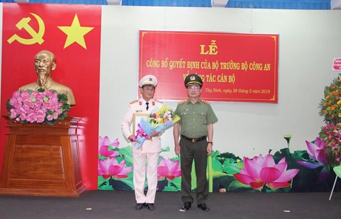 Đại tá Nguyễn Văn Trãi làm Giám đốc Công an tỉnh Tây Ninh - Ảnh 1.