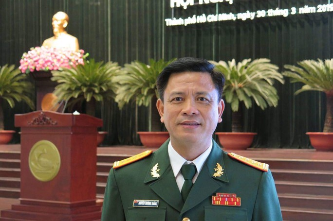 Ông Nguyễn Trường Thắng tham gia Ban Thường vụ Thành ủy TP HCM - Ảnh 1.
