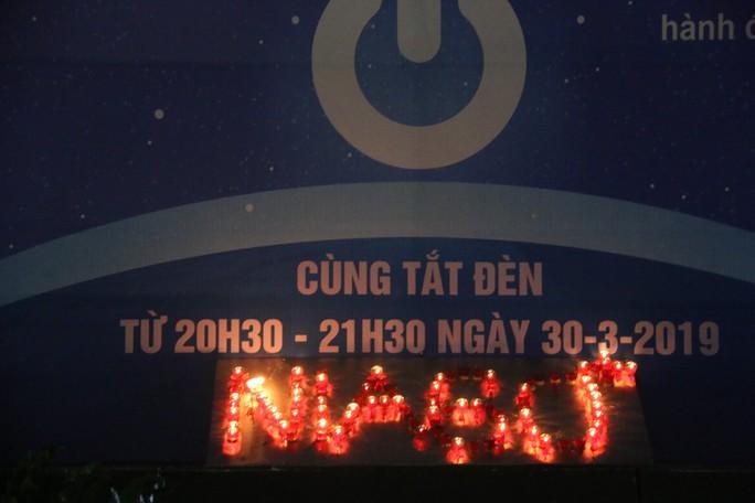 Sân bay Nội Bài như thế nào khi tắt điện vào Giờ trái đất? - Ảnh 4.