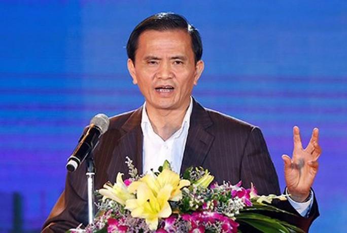 """Ông Ngô Văn Tuấn đã quay về """"ghế cũ"""" ở Văn phòng UBND tỉnh Thanh Hóa - Ảnh 1."""