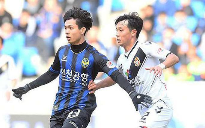 Công Phượng chơi tốt nhưng Incheon vẫn thua - Ảnh 1.