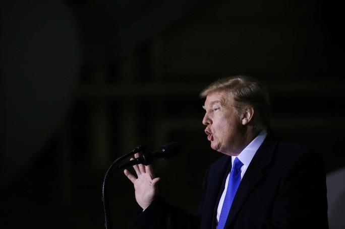 Ông Trump tố đảng Dân chủ phá thượng đỉnh Mỹ - Triều - Ảnh 2.