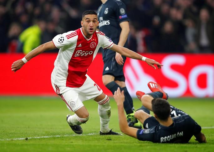 Real Madrid khó vượt ải Ajax Amsterdam - Ảnh 1.