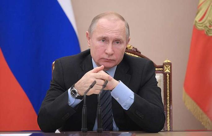 Bộ trưởng Đức: Tên lửa Trung Quốc đe dọa Nga - Ảnh 2.