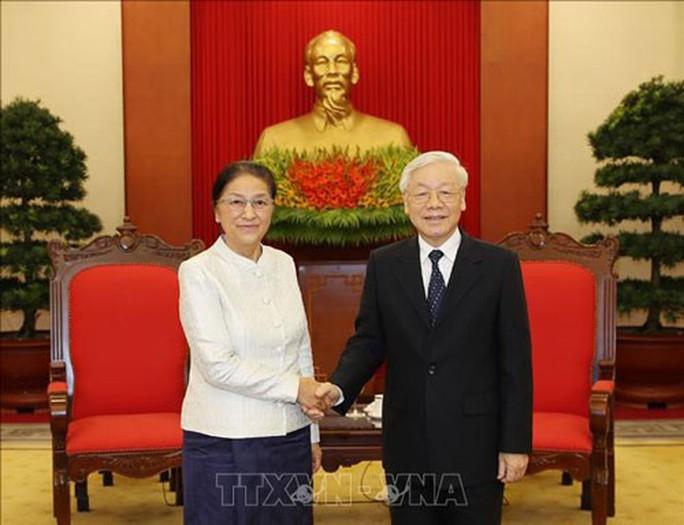 Tăng cường hợp tác Quốc hội Việt Nam - Lào - Ảnh 1.