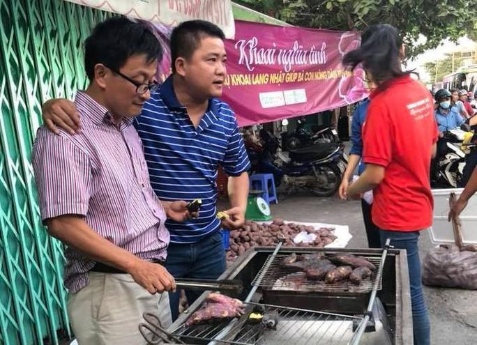 TP HCM lập chiến dịch giải cứu khoai lang giúp nông dân Gia Lai - Ảnh 2.