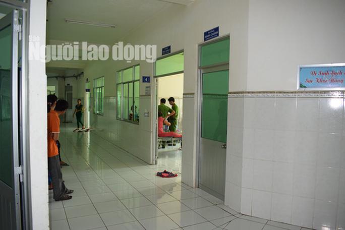 Diễn biến mới vụ sản phụ tố bị tấn công tình dục trong nhà vệ sinh - Ảnh 1.
