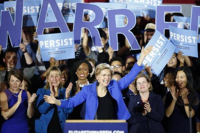 Bầu cử tổng thống Mỹ: Đột phá năm 2020 - Ảnh 1.