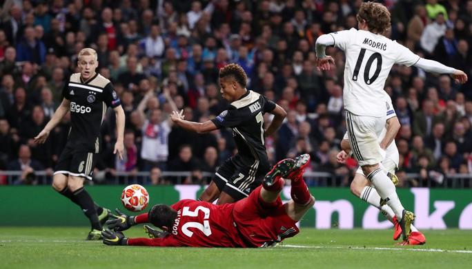 Địa chấn Champions League: Real Madrid thua muối mặt Ajax - Ảnh 5.
