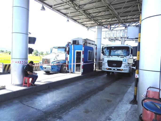 Bộ GTVT sẽ kiểm tra việc thu phí tại Trạm BOT Ninh Lộc - Ảnh 1.