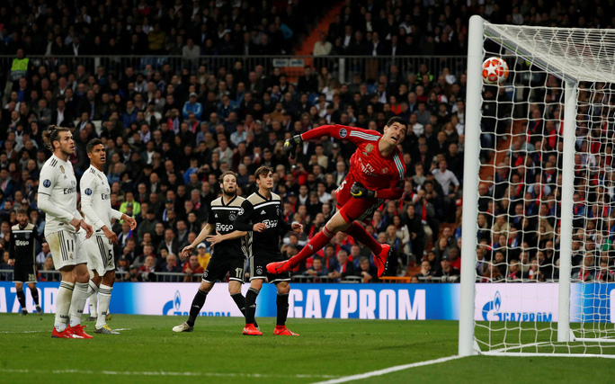 Địa chấn Champions League: Real Madrid thua muối mặt Ajax - Ảnh 9.