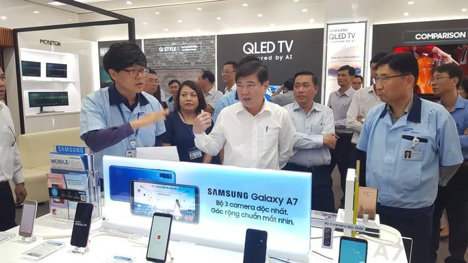 Chủ tịch Nguyễn Thành Phong: Đừng để ứng dụng khoa học trong ngăn kéo - Ảnh 3.