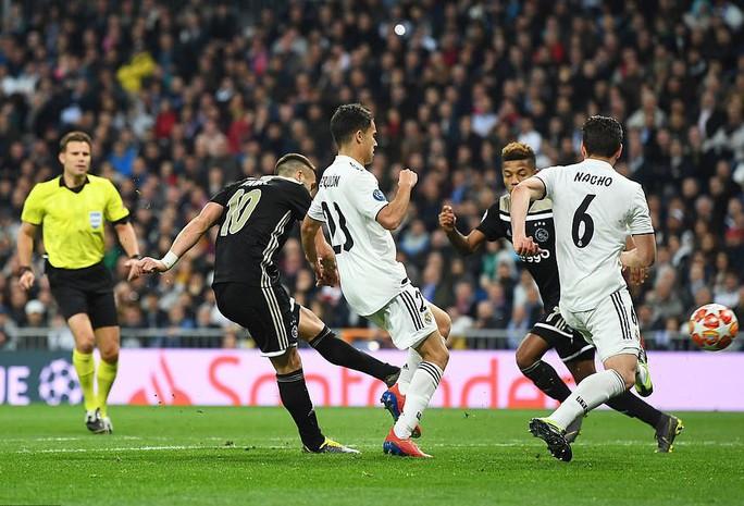 Địa chấn Champions League: Real Madrid thua muối mặt Ajax - Ảnh 7.