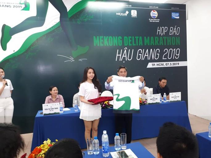 Nhiều nét lạ tại Giải Chạy bộ Mekong Delta Marathon 2019 - Ảnh 1.