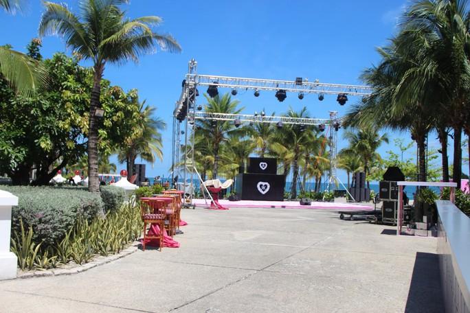 Cận cảnh địa điểm tổ chức đám cưới của tỉ phú Ấn Độ tại đảo Phú Quốc - Ảnh 2.