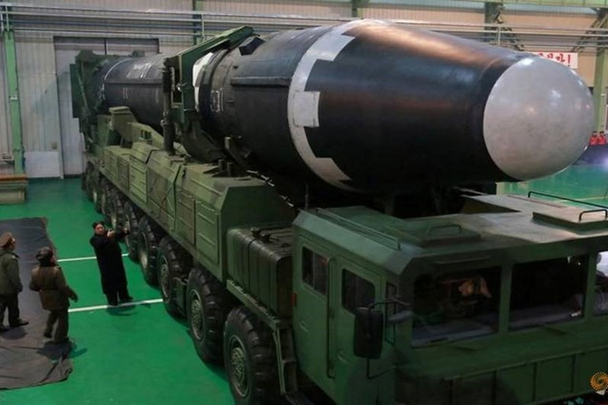 Cả khu chế tên lửa và làm giàu hạt nhân của Triều Tiên đều rục rịch - Ảnh 2.