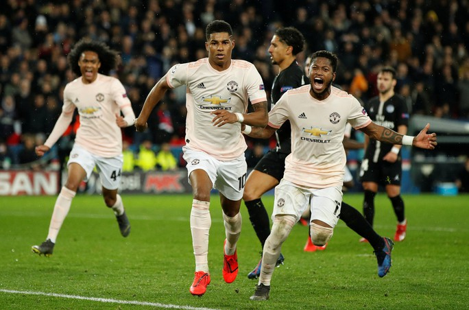 Ngược dòng kỳ vĩ, Man United quật ngã PSG ở Paris - Ảnh 10.