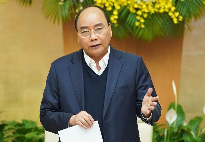 Thủ tướng yêu cầu tăng cường phân cấp, phân quyền - Ảnh 1.