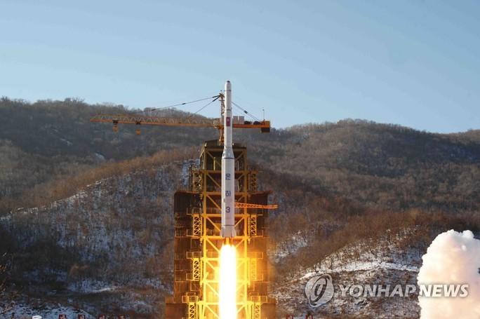 Động đất nhân tạo bất thường tại Triều Tiên - Ảnh 1.