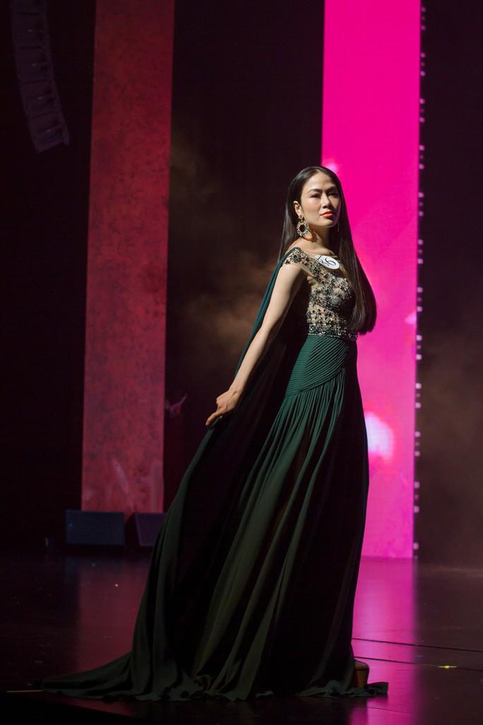 Mỹ nhân Sao Mai Tuyết Nga đăng quang Hoa hậu áo dài Việt Nam - Ảnh 3.