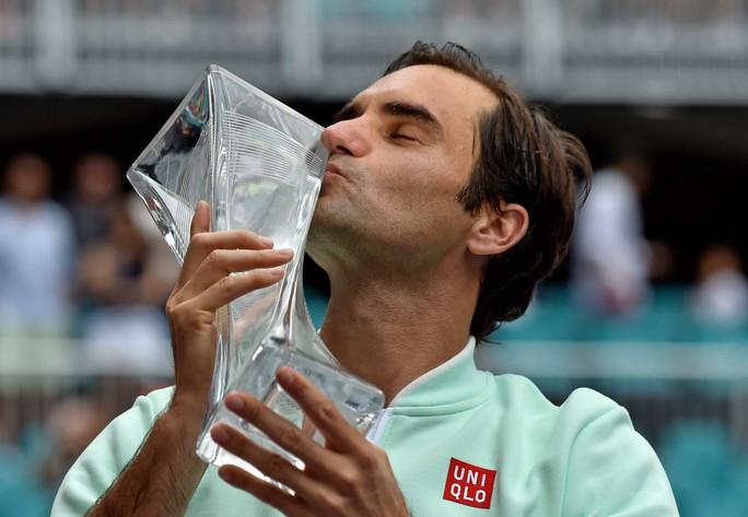 Federer và lời thách thức từ danh hiệu thứ 101  - Ảnh 5.