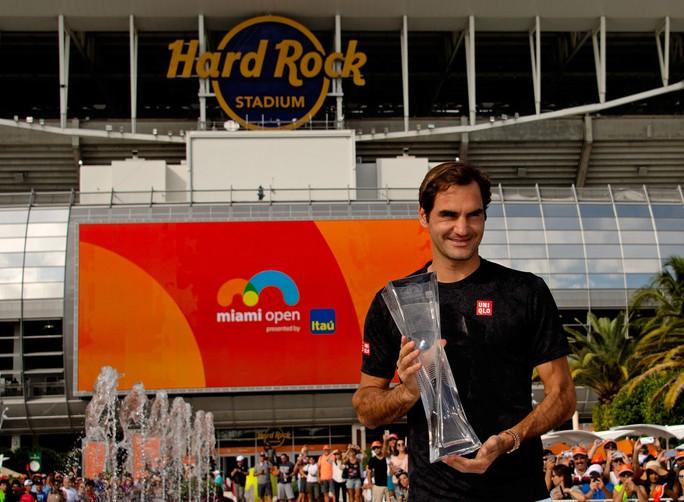 Federer và lời thách thức từ danh hiệu thứ 101  - Ảnh 6.