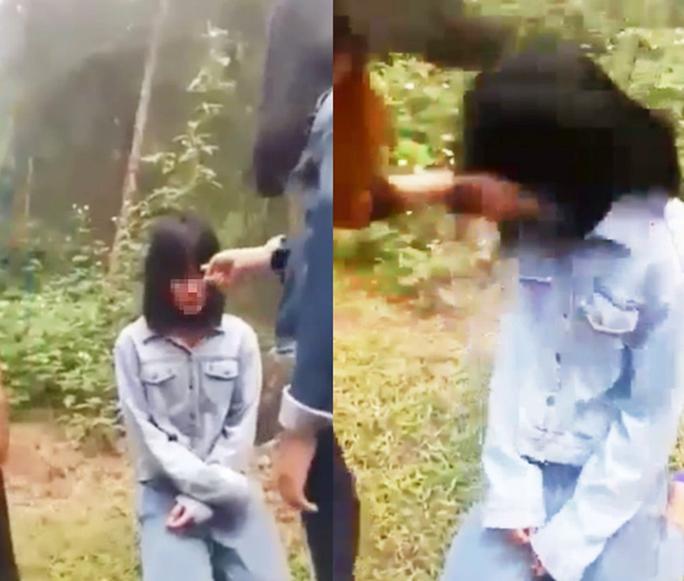 Vụ nữ sinh lớp 7 bị quỳ, tát vào mặt: Kỷ luật cả nữ sinh bị đánh và nhóm nữ sinh đánh - Ảnh 1.