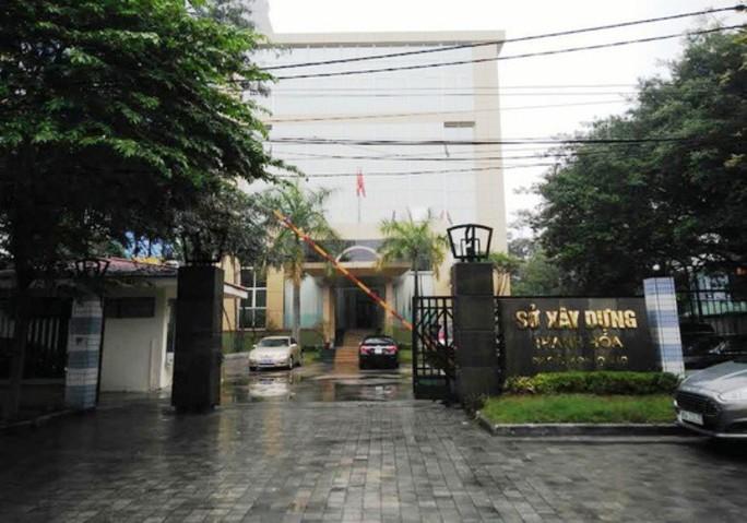 Người bị Thủ tướng cách chức ốm đột xuất ngày đầu tiên làm Chánh Văn phòng Sở Xây dựng Thanh Hóa - Ảnh 2.