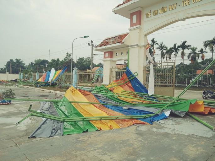Lốc xoáy kinh hoàng gây thiệt hại nặng ở Quảng Nam - Ảnh 5.