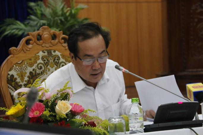 Lãnh đạo Quảng Nam nói về khu tâm linh ngàn tỉ của Công ty Ba Vàng - Ảnh 1.