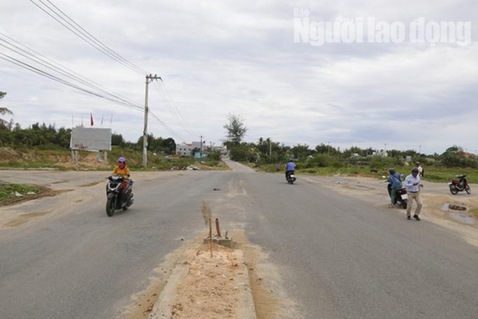 Vụ đổi 105 ha đất lấy 1,9 km đường: Sau rà soát, giảm còn 24,18 ha! - Ảnh 1.
