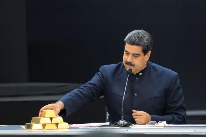 Bị Mỹ gây áp lực, Venezuela âm thầm bán hàng tấn vàng? - Ảnh 2.