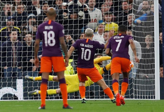 Son Heung-min ra đòn trừng phạt, Man City gục ngã ở Tottenham Stadium - Ảnh 4.