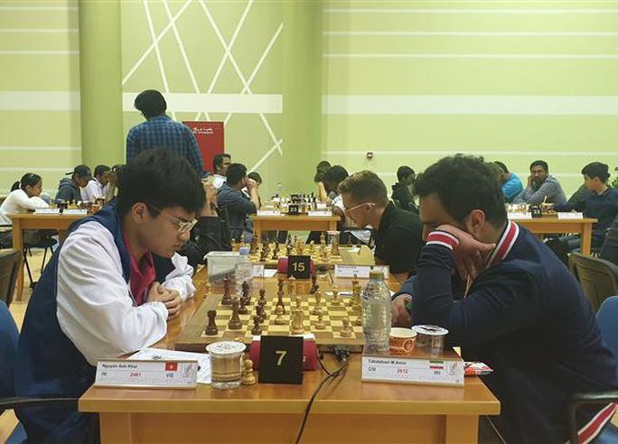 Lê Quang Liêm giành HCĐ ở UAE, lên hạng 34 thế giới - Ảnh 3.