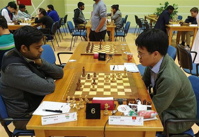 Lê Quang Liêm giành HCĐ ở UAE, lên hạng 34 thế giới - Ảnh 1.
