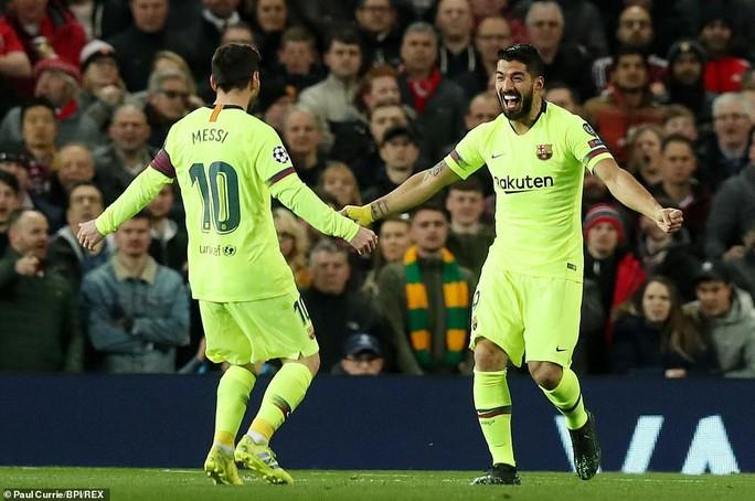 Man United gục ngã sân nhà, Juventus rơi chiến thắng ở Amsterdam - Ảnh 5.