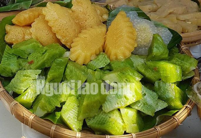 Giỗ tổ Hùng Vương, đến Cần Thơ thưởng thức hơn 100 loại bánh dân gian - Ảnh 3.